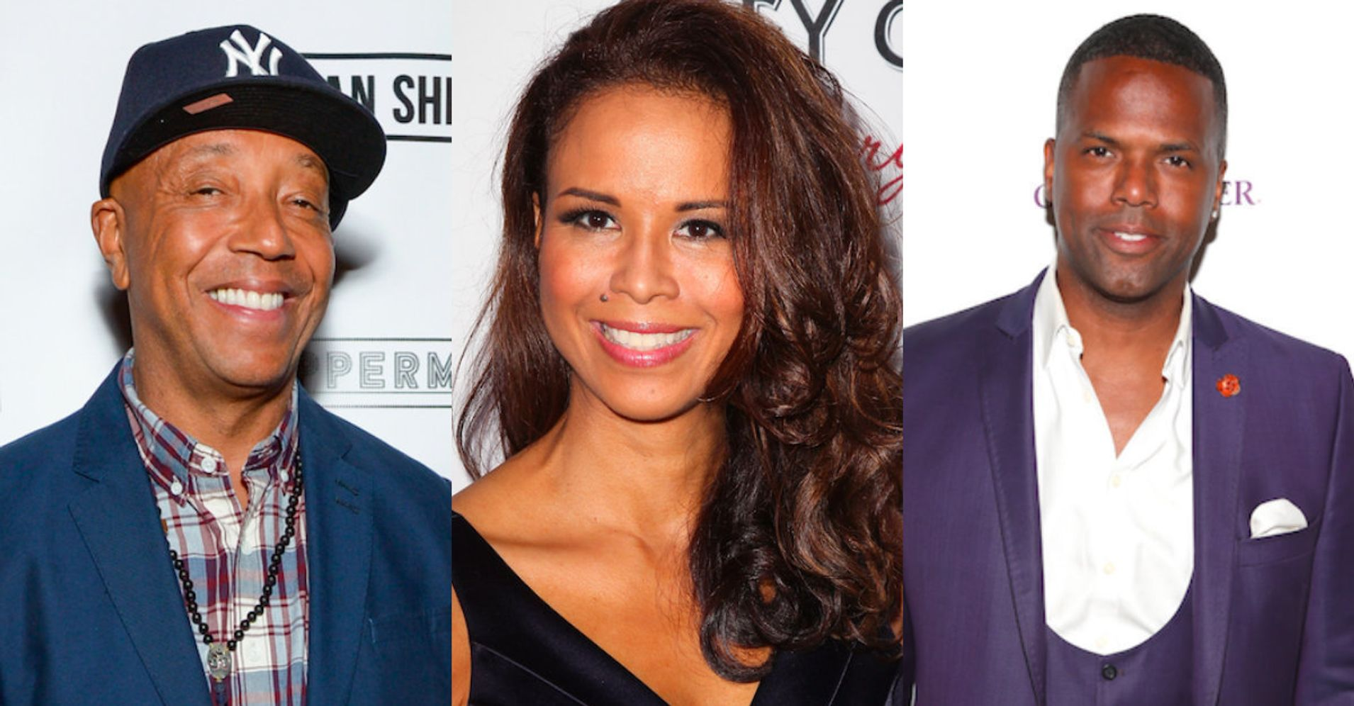 Sil Lai Abrams Accuses Russell Simmons Of Rape, A.J. Calloway Of Assault