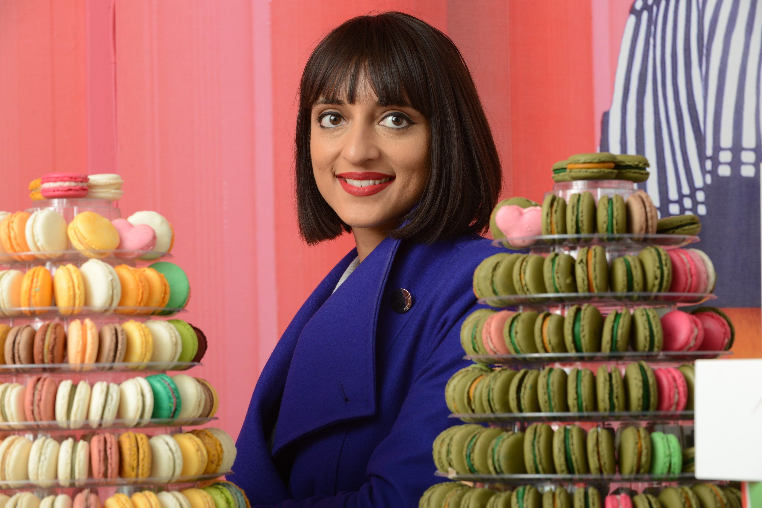 These Insta-Perfect Macaroons Are Helping Unemployed People Back To