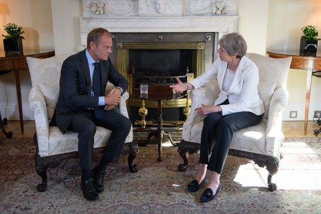 'Wanting' A Brexit Deal Isn't Going To Be