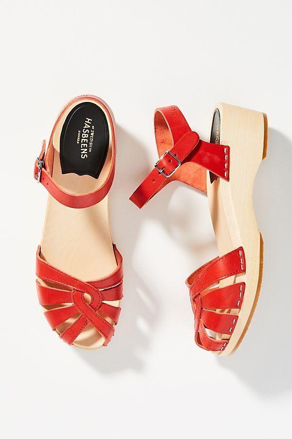 "Get them <a href=""https://www.anthropologie.com/shop/swedish-hasbeens-debutant-clog-sandals2?category=shoes-sandals&color"