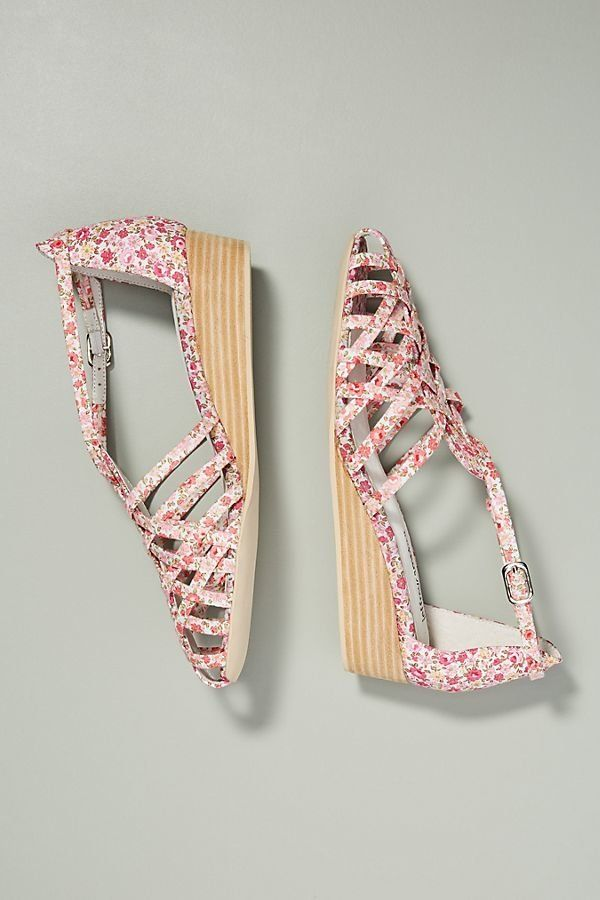 """Get them <a href=""""https://www.anthropologie.com/shop/jeffrey-campbell-kithira-micro-wedge-sandals?category=shoes-platforms-we"""