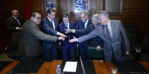 Procès du Hirak: les partis de la majorité souhaitent la révision du