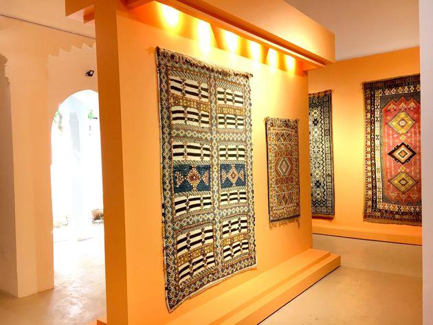 Le musée national du tissage et du tapis ouvre ses portes à