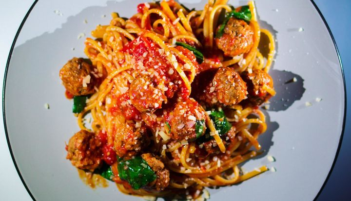 Despite what everyone says, spaghetti and meatballs have existed not only in the U.S. but also in Italy's Abruzzo region.