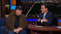 Michael Moore dévoile un extrait de son prochain documentaire sur Donald Trump