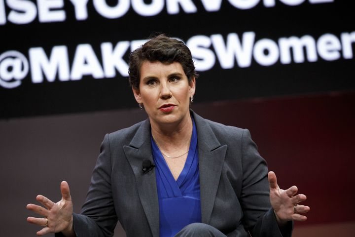 Amy McGrath, a former Marine, won the Democratic nomination for Kentucky's 6th Congressional District with Moulton's support.