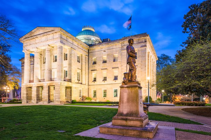 North Carolina lawmakers approved a ballot measure that will ask voters whether they want to amend the state constitution to
