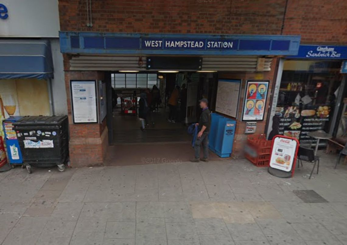 West Hampstead Assault Sees Man Suffer 'Potentially Life Threatening' Injuries At Tube