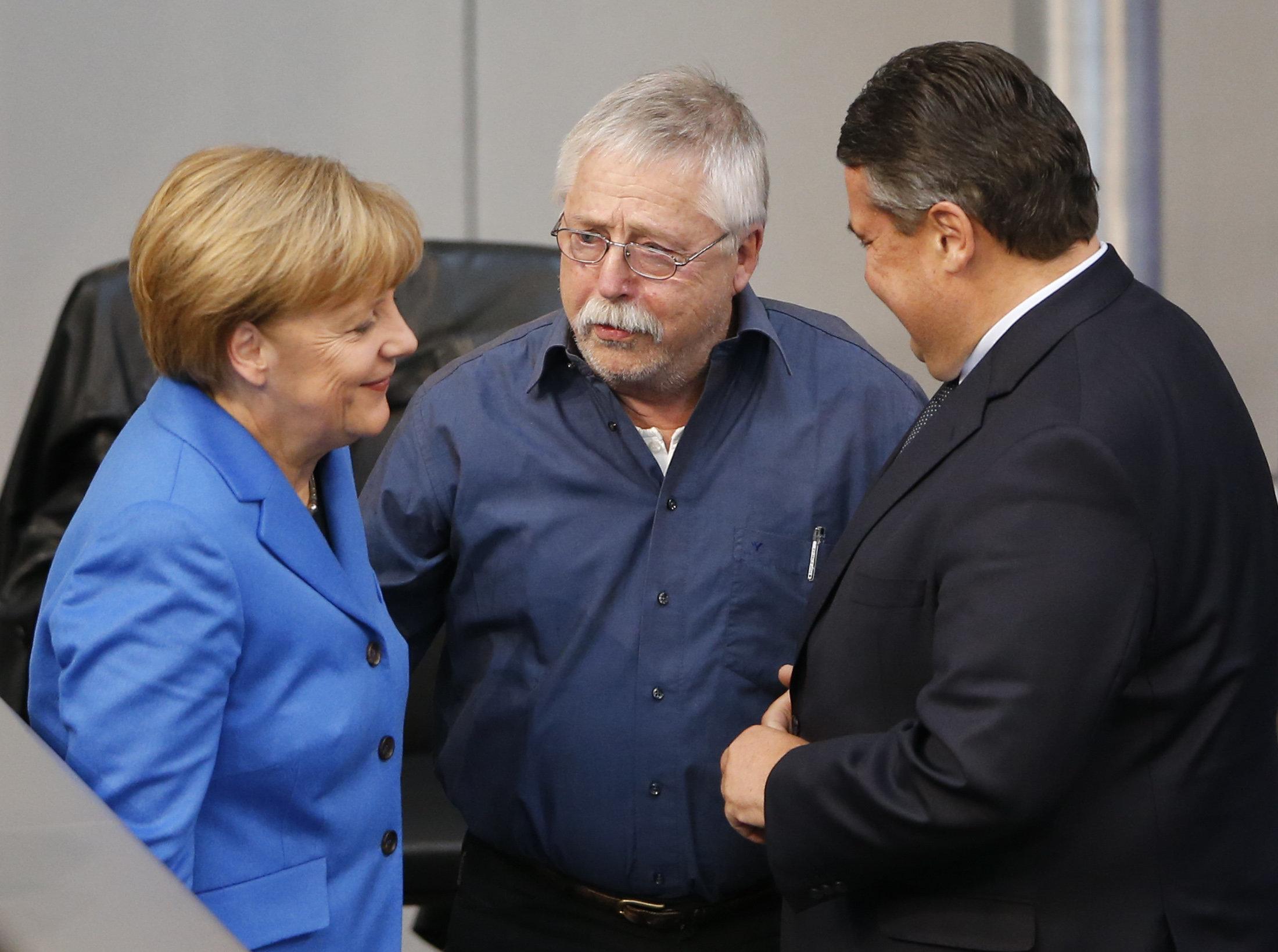 Liedermacher und DDR-Dissident Biermann: Merkels offene Grenze war ein