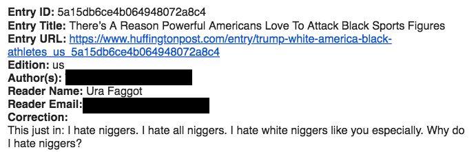 I hate niggers