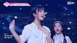 '프로듀스48' 야부키 나코가 한국과 일본을 동시에