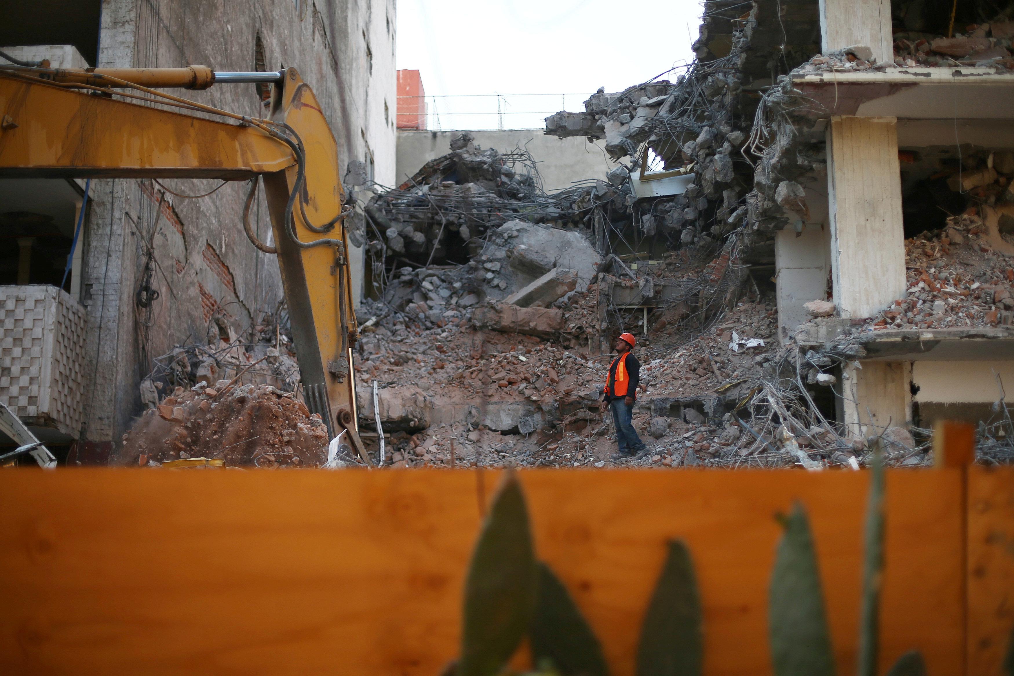 Μεξικό: Σεισμός 6,1 Ρίχτερ. Οι πρώτες πληροφορίες κάνουν λόγο για