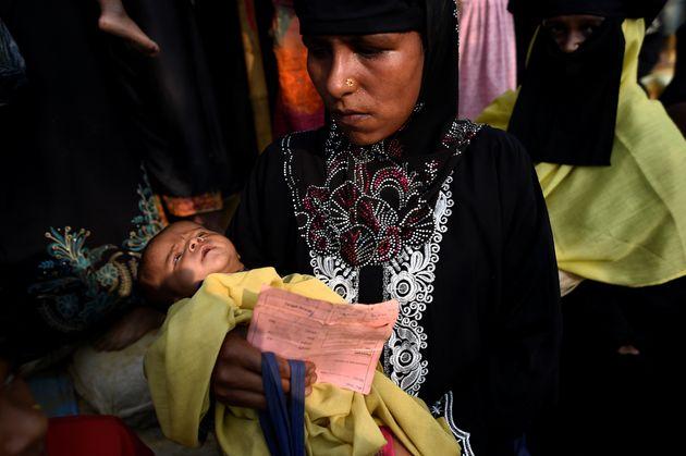 Στο Μπακλαντές ο Γκουτέρες για την ανθρωπιστική κρίση των