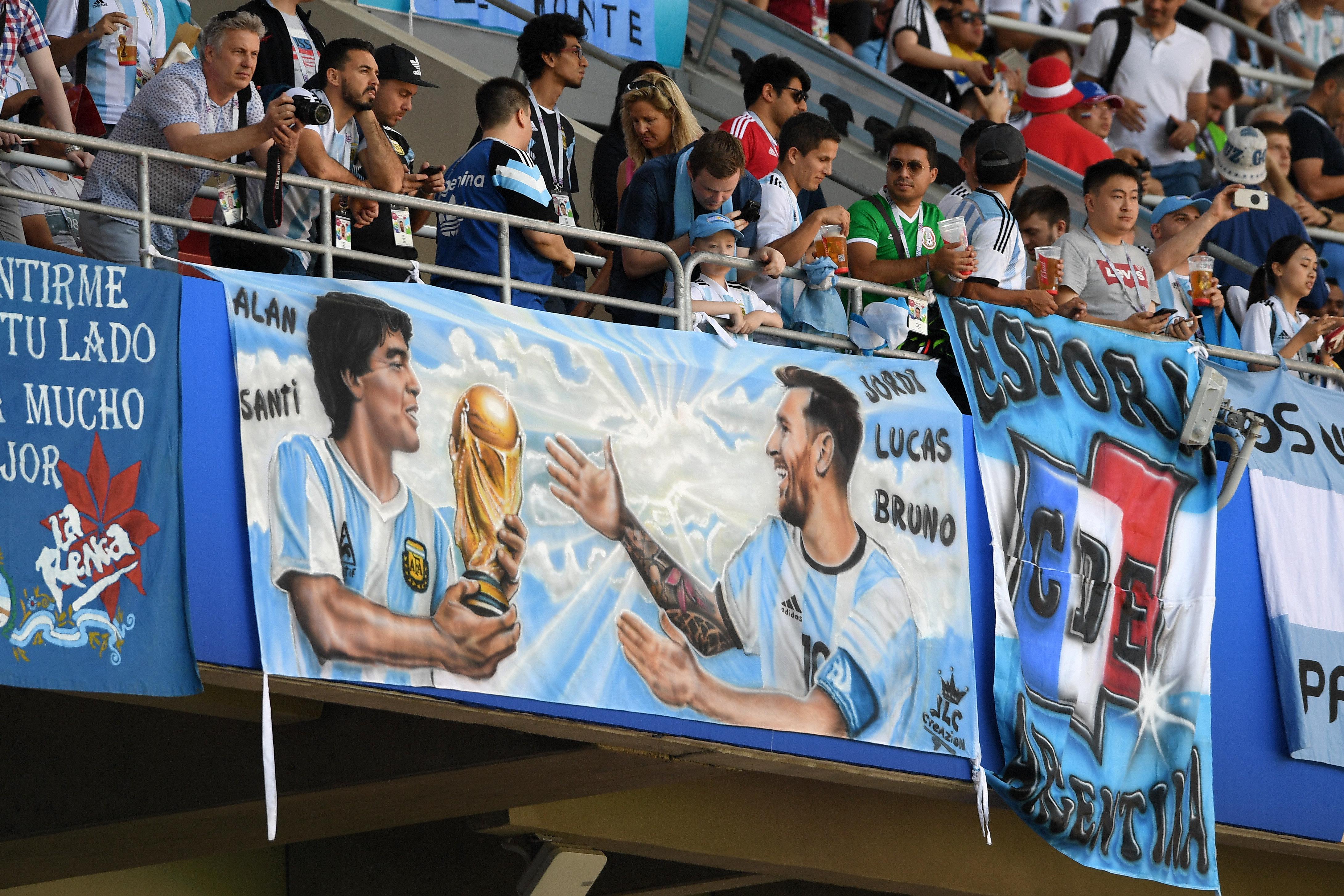 Coupe du monde 2018: Diego Maradona est-il le boulet de l'Albiceleste et de Lionel