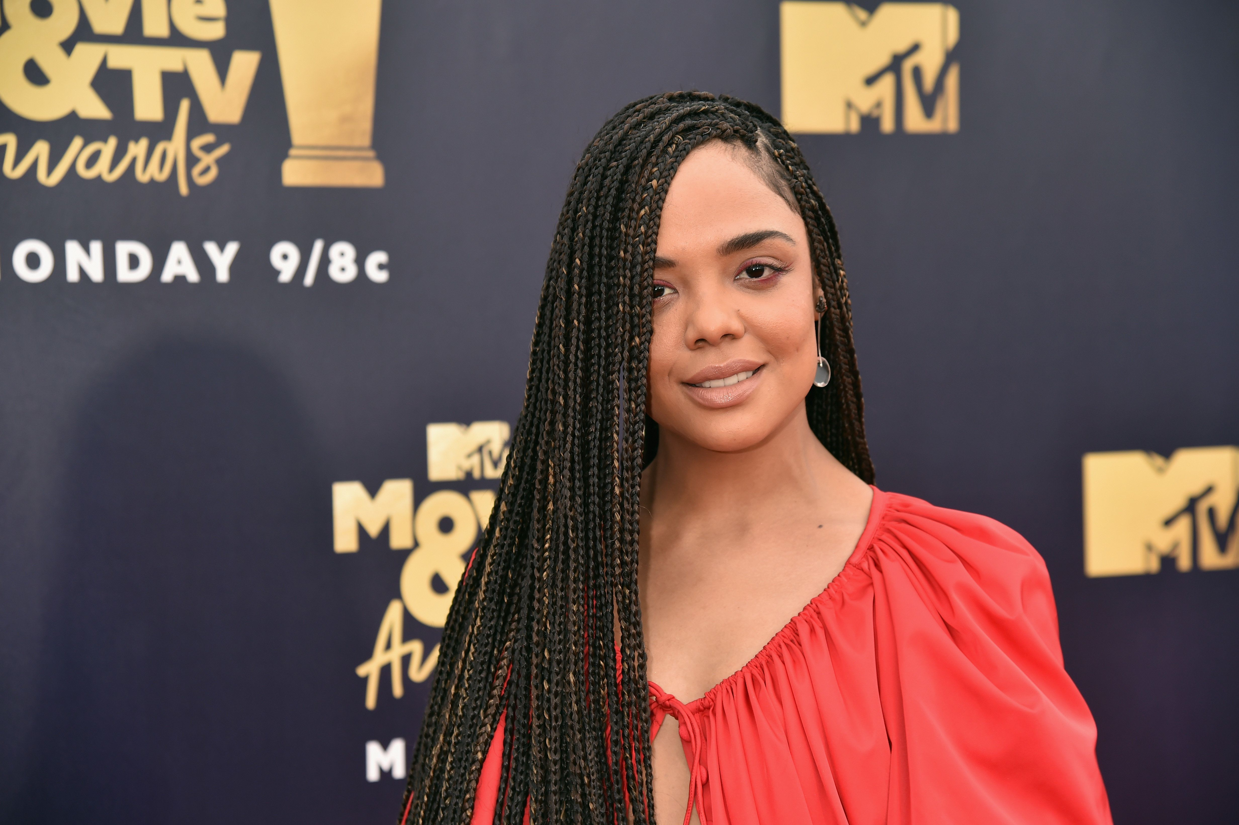 Tessa Thompson Praised By Fans After Discussing Her