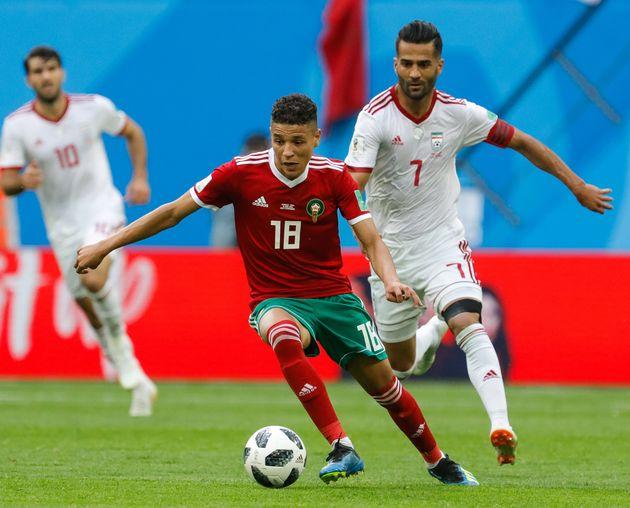 Le joueur marocain Amine Harit impliqué dans un accident mortel à