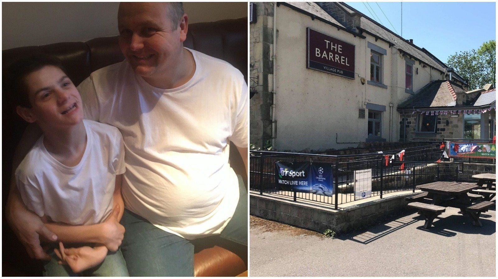 Mum Thanks Sheffield Pub Landlady For Making Her Disabled Son Feel