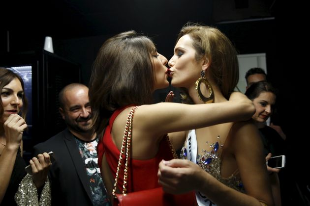 H 25χρονη τρανς που κέρδισε τον τίτλο της Μις