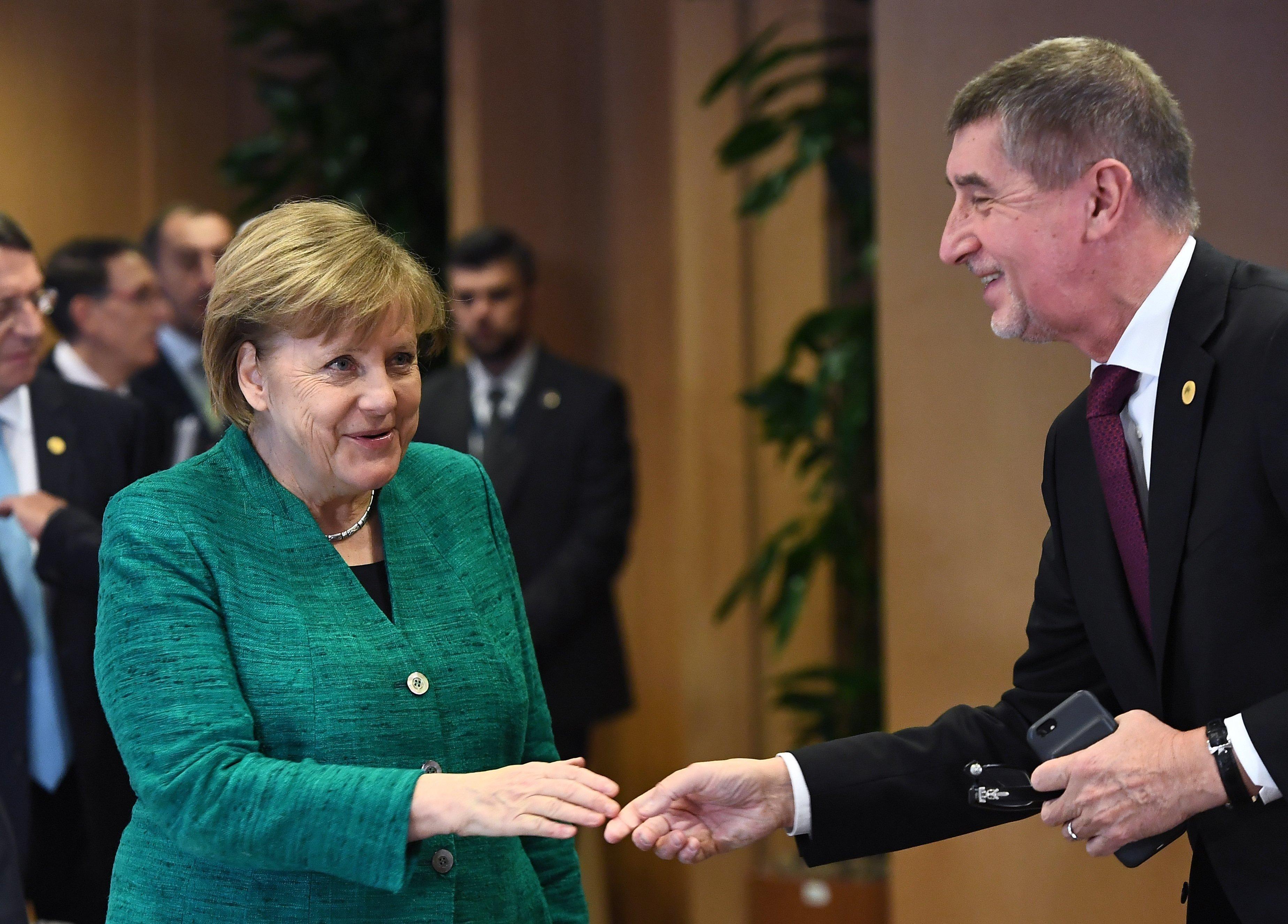 Tschechien dementiert Zusage an Merkel für Rückführungsabkommen