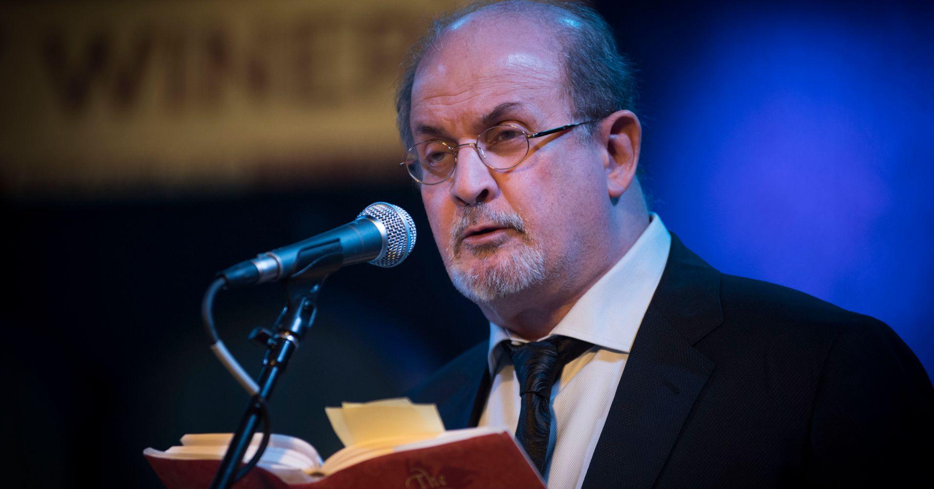 Salman Rushdie's 'Midnight's Children' Is Coming To Netflix