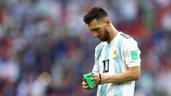 아르헨티나의 8강행이 결국