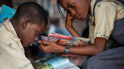 BLOG- Le développement de l'Afrique passe par l'apprentissage de la lecture aux