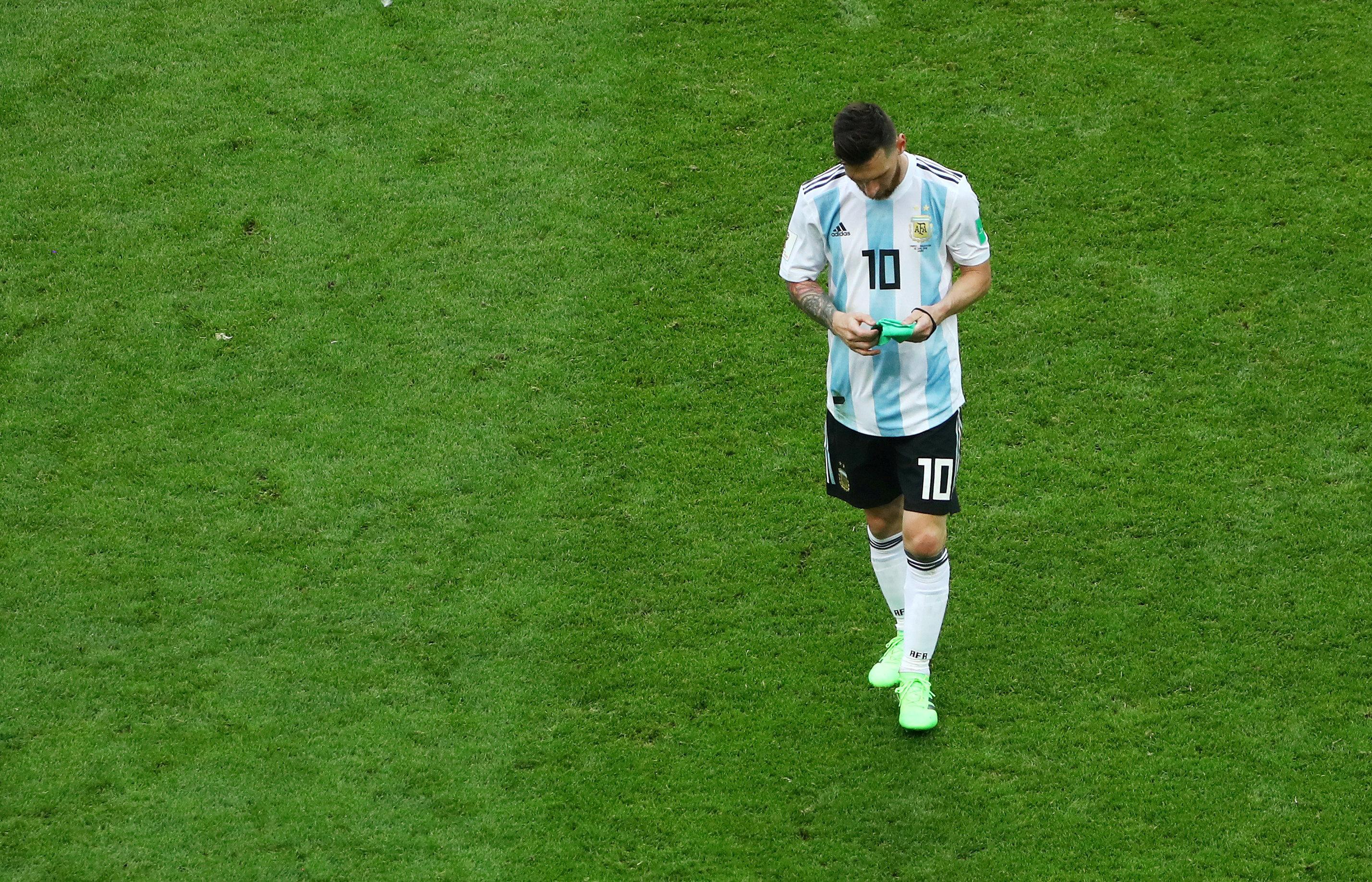 VIDÉOS. France et Argentine dos à dos à la pause