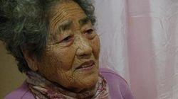 日 위안부 생존자 김복득 할머니가 101세로