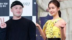 배우 홍수현과 래퍼 마이크로닷 측이 열애 보도에 밝힌