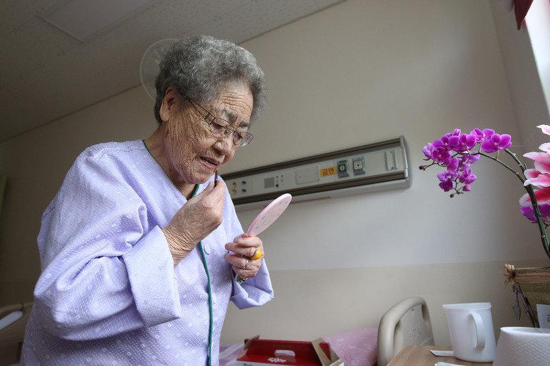 日 위안부 생존자 김복득 할머니의 마지막 6년을 기록한