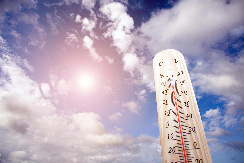 Météo : Hausse des températures dans 17