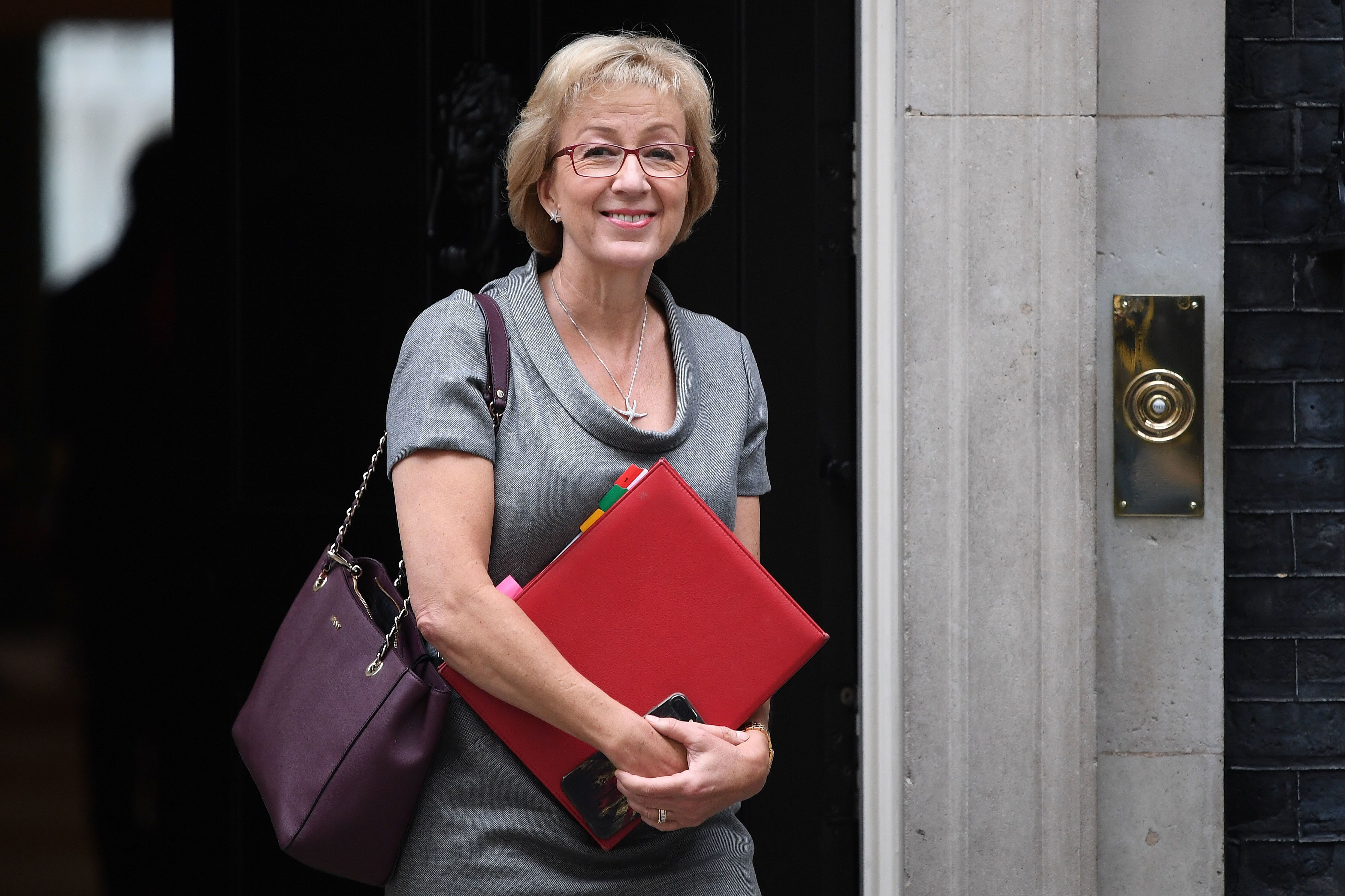 Andrea Leadsom Interview: Brexit Transition End Date Not A 'Magical Figure' And Remains 'Under