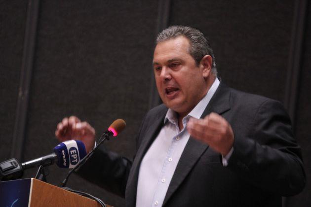 Ανοιχτό το ενδεχόμενο αποχώρησης από την κυβέρνηση λόγω Σκοπιανού άφησε ο Πάνος