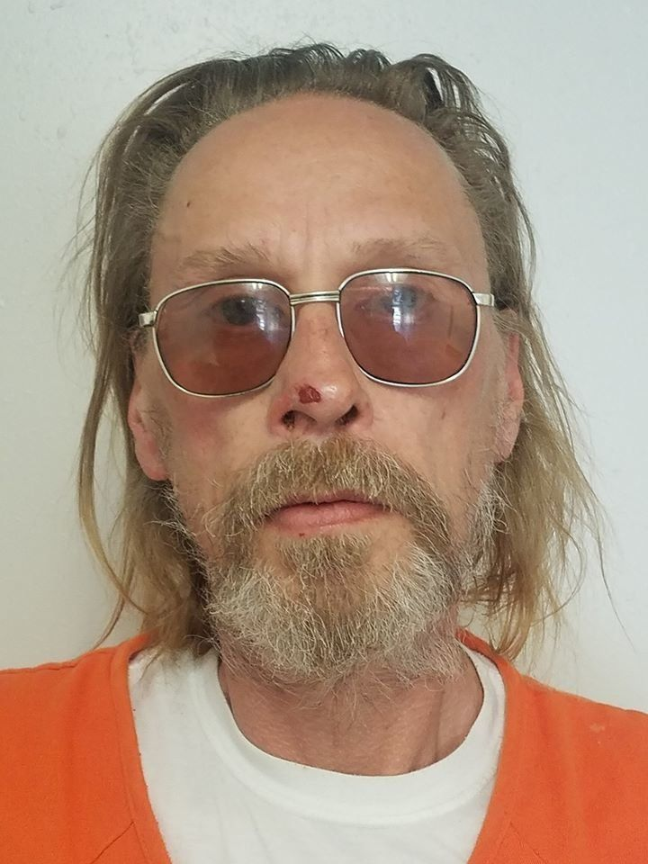 Jesper Joergensen, 52, is being held on Arson charges.