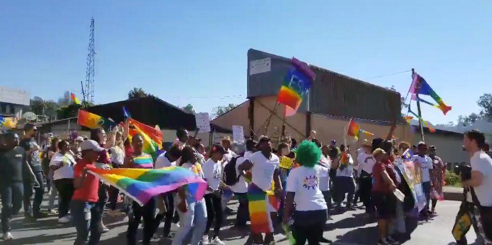 Swaziland's LGBTQ Community Celebrates Its First Pride