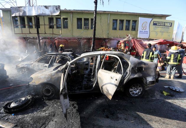 Αφγανιστάν: Πολύνεκρη έκρηξη στο κέντρο του