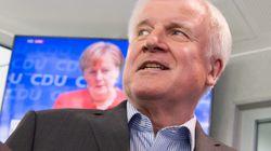 Horst Seehofer will als Innenminister und CSU-Chef