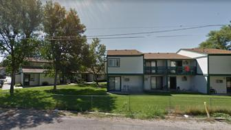 Authorities responding to this apartment complex in Boise Idaho found nine stabbing victims