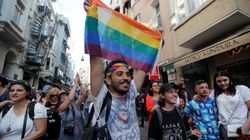 Πραγματοποιήθηκε το gay pride της Κωνσταντινούπολης, παρά την απαγόρευση των