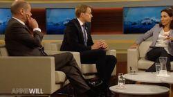 Anne Will verkündet mitten in Show Seehofer-Rücktritt: Das sind die Reaktionen