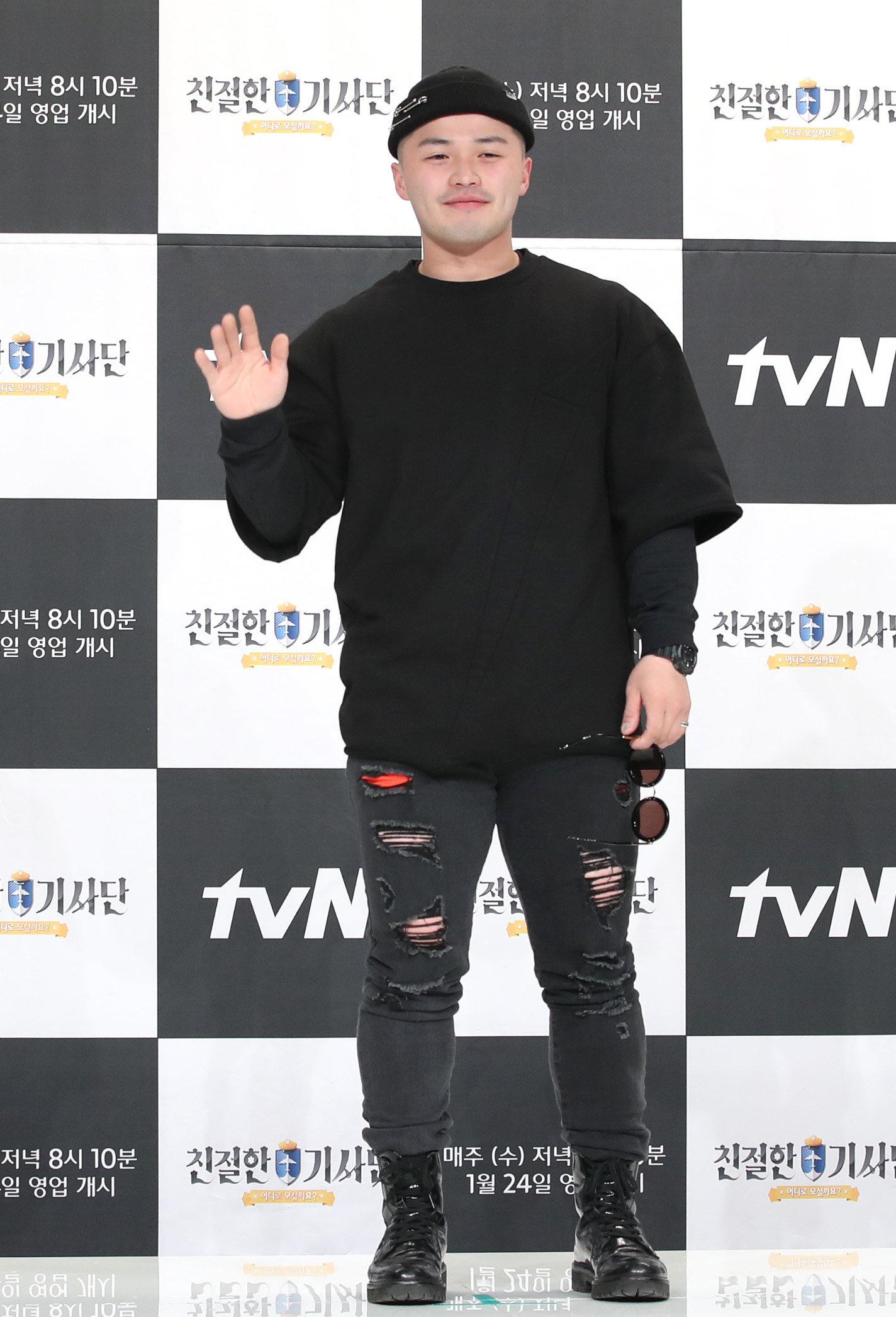 마이크로닷이 열애 인정 후 인스타그램에 처음 올린 글