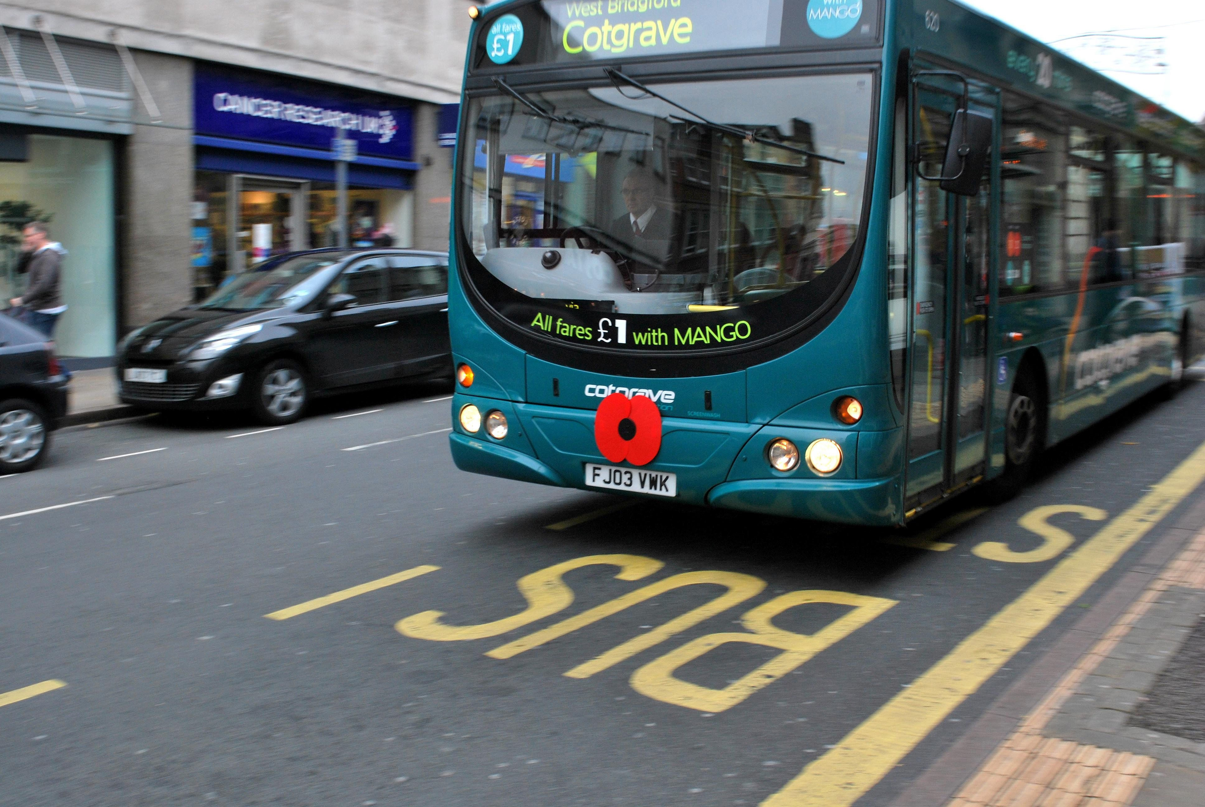 Bus Services In 'Crisis' As More Than 3,000 Routes Altered, Reduced Or