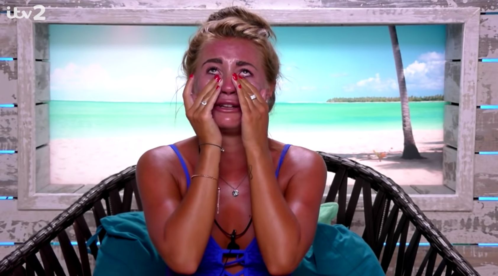 Dani was left distraught by the Casa Amor