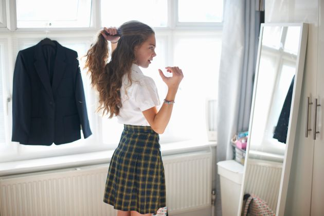'My Daughter Wouldn't Be Happy': Should Schools Ban Skirts To Be More Gender