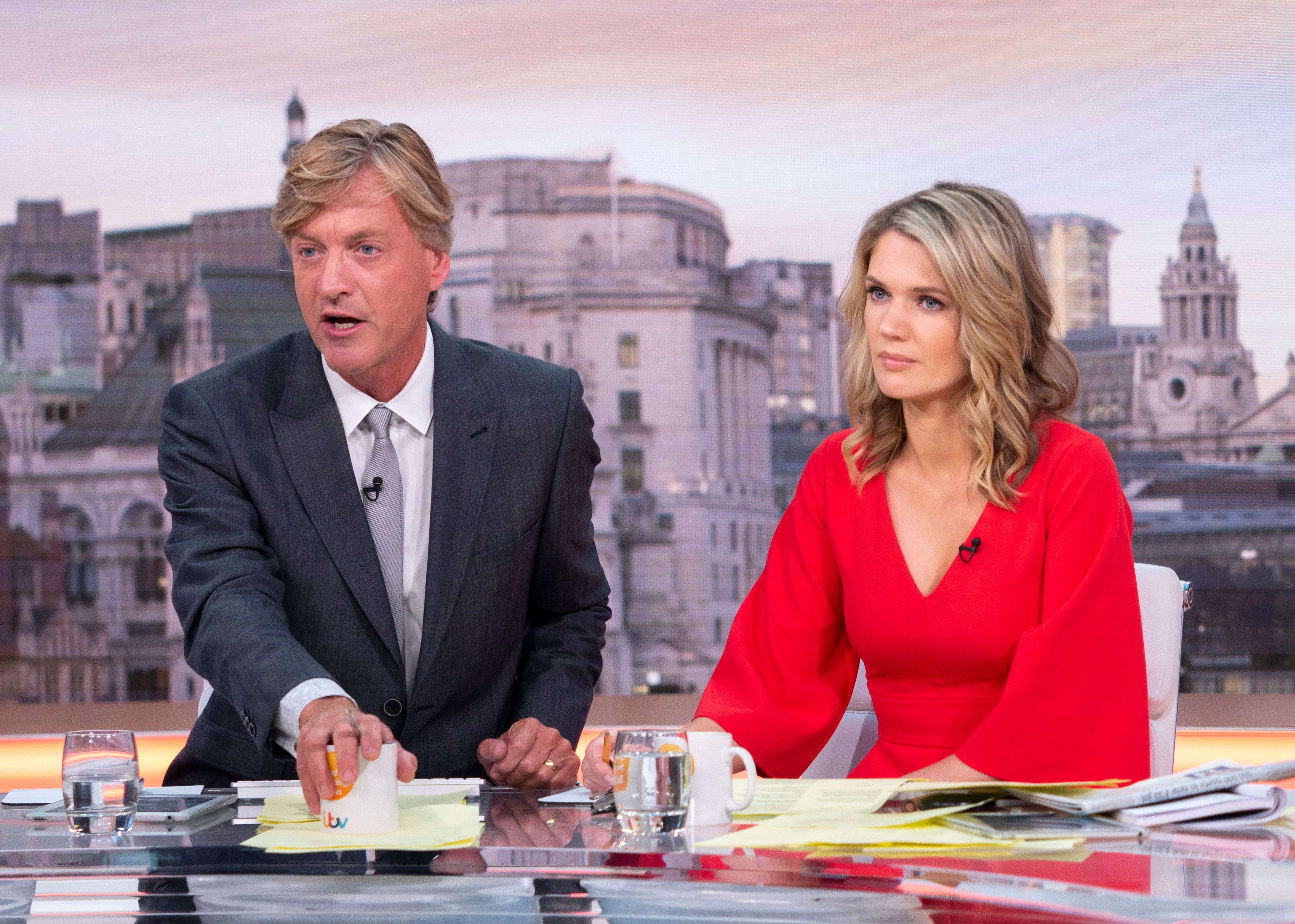 Sorry, But Richard Madeley Isn't Joining 'Good Morning Britain' On A Permanent