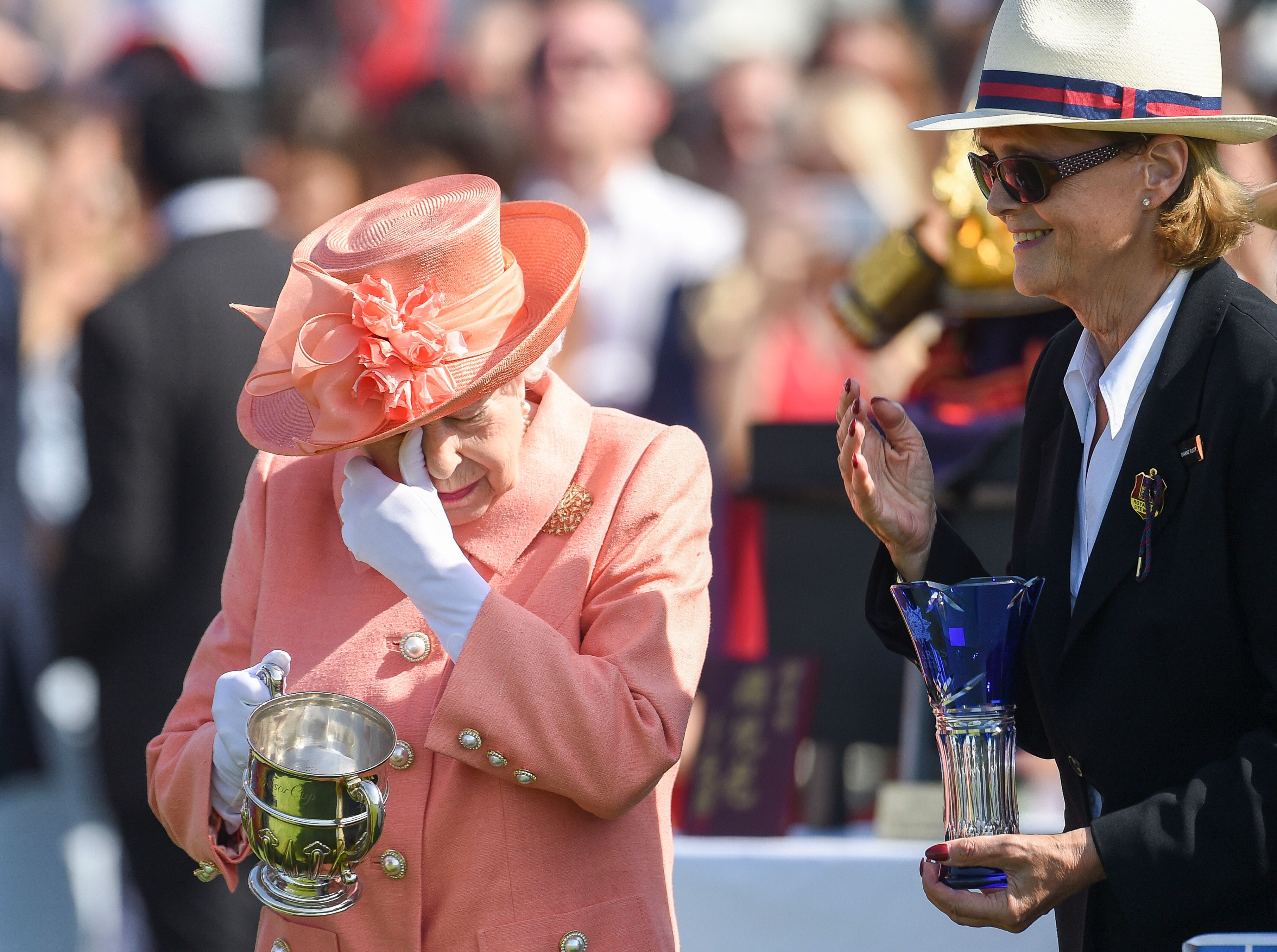Royals: Britische Minister stellen Plan für Todesfall der Queen
