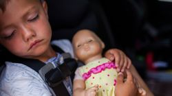 Studie: Kinder, die ihre Puppe links halten, haben bestimmte