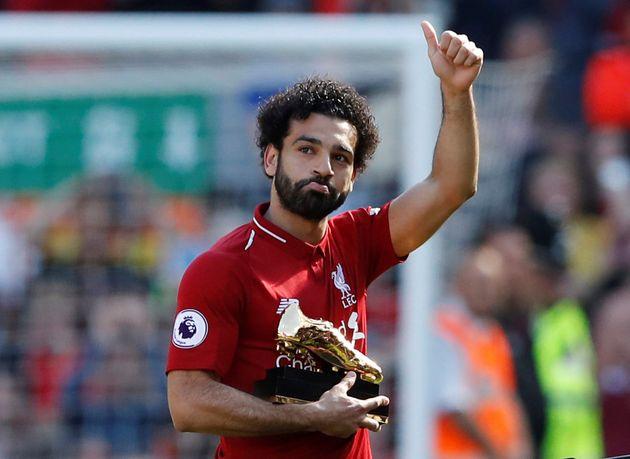 Mohamed Salah prolonge à Liverpool et continue avec