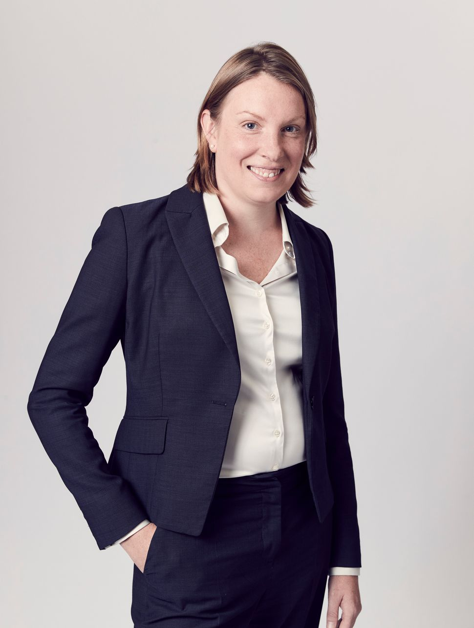 The UK's Minister for Loneliness, Tracey Crouch