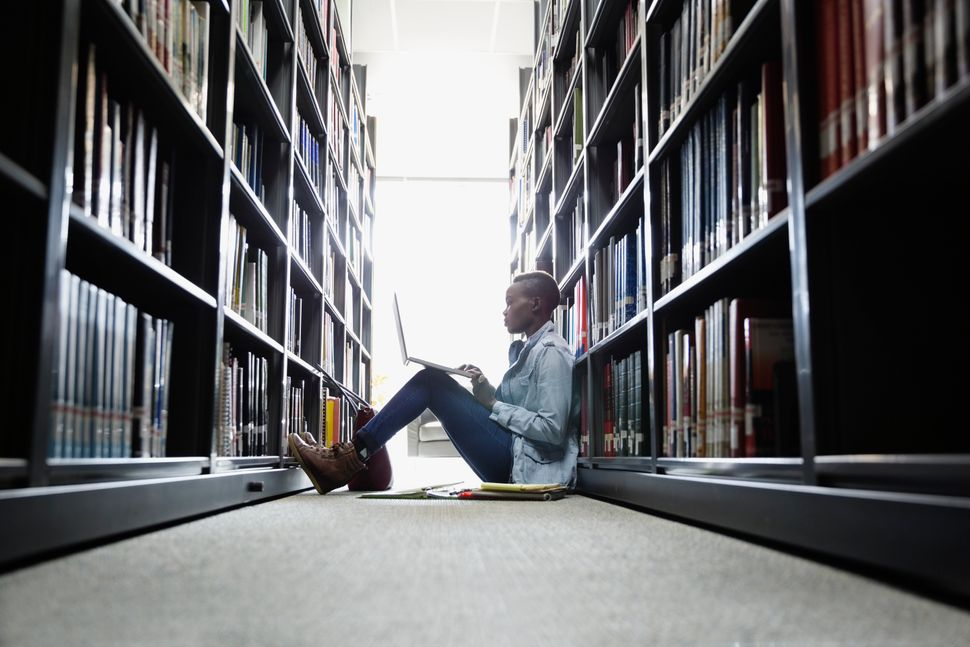 University isolation is one possible 'trigger'